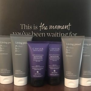 Living Proof and Alterna Caviar hair care bundleNWT for sale